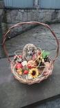 Композиція їжачок і осінь., фото №5