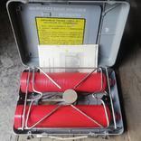 Газовая плитка портативная ПГ-1, фото №2
