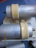 Конденсаторы к72п-6., фото №5