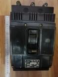 Мощный 100Ам автомат TYP WIS 100 A 500V Польша, фото №2