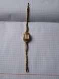 Часы Заря 40 лет КАЗ СССР Au с браслетом, фото №2