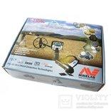 Коробка от Minelab E-Trac