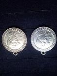 Медаль    партизану вов 1  2 ст копия, фото №2