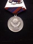 Медаль за отличную службу по охране общественного порядка  копия, фото №7