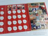 Альбом для монет СССР для 64+4 юбилейных рублей и копеек 1967 года, фото №3