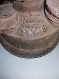 Керосиновая лампа Feuer Hand №175 Super Baby Германия, фото №3