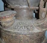 Керосиновая лампа Feuer Hand №175 Super Baby Германия, фото №5