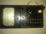 Прибор Ц 437  и радиодетали, фото №3