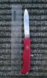 Alpineer red.VICTORINOX.(Slip-joint фиксатор).Швейцарский армейский нож.Ніж., фото №5