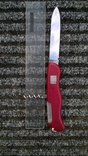 Alpineer red.VICTORINOX.(Slip-joint фиксатор).Швейцарский армейский нож.Ніж., фото №6