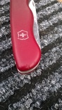 Alpineer red.VICTORINOX.(Slip-joint фиксатор).Швейцарский армейский нож.Ніж., фото №12