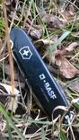 """Нож-""""ЕГЕРЬ""""-Huntsman  black.VICTORINOX.Швейцарский нож.Ніж., фото №13"""