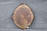 Панно ангелы бронза вес 1.718 кг., фото №12