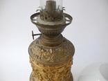 Старинная Керосиновая лампа Kosmos Brenner в стиле Барроко Рококо ( Франция ), фото №12