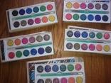Краски школьные 12 цветов (5 Упаковок), фото №6