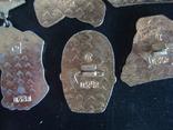 Дет.значки СССР заливные, фото №6