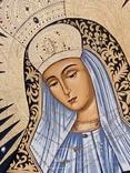 Икона «Остробрамская Божья Матерь», фото №3