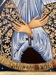 Икона «Остробрамская Божья Матерь», фото №4