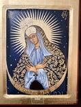 Икона «Остробрамская Божья Матерь», фото №6