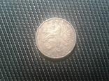 Монета 20 крон Чехия, фото №3