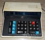 Калькулятор електроника мк59, фото №10