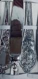 51 столовый прибор на 12 персон в оригинальной упаковке - Италия, фото №8