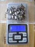 Ожерелье серебро ручная работа, фото №11