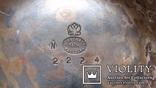 Конфетница, фруктовница Норблин, Варшава Российская Империя, фото №4