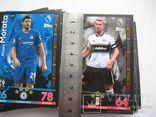 Карточки футболисты 118 шт, фото №8