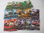 Карточки Супергонки 43 шт, фото №2