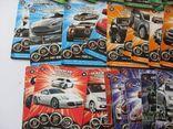 Карточки Супергонки 43 шт, фото №6