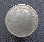 Испания 25 песет 1975, фото №3