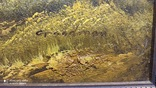 Горный пейзаж 46*56 см. 1930-70хх, фото №3