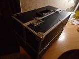 Кейс для візажиста вис 25 см дл 36  шир 22, фото №2
