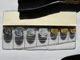 Набор монет Андорры, 7 монет, (2002 г.) UNC, фото №6