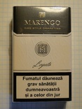 Сигареты MARENGO