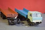 Модель КАМАЗ-53212 + бонус. Сделано в СССР., фото №2