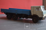 Модель КАМАЗ-53212 + бонус. Сделано в СССР., фото №3