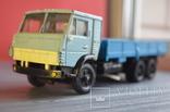 Модель КАМАЗ-53212 + бонус. Сделано в СССР., фото №8