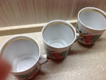 Чашки фарфор Городница, фото №3