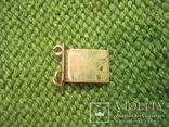 Частина ювелірної прикраси зі знаком ОРДЕНА ІЄЗУЇТІВ, фото №12