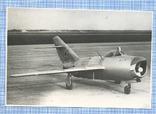 Фотокопия. Опытный самолет МИГ-15 (СП-5), фото №2