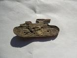 Знак на петлицу танк..., фото №4