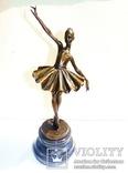 Статуэтка скульптура бронза балерина - 31,5 см, фото №2
