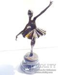 Статуэтка скульптура бронза балерина - 31,5 см, фото №3