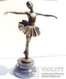 Статуэтка скульптура бронза балерина - 29 см ⚜️, фото №2