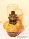 Коллекционная керосиновая лампа Kosmos Brenner. Винтаж Германия, фото №7
