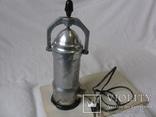 Электро-кофеварка, гейзерная (под реставрацию), фото №3