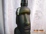 Бутылка Моаи с острова пасхи. 31 см. 0.7 L., фото №2