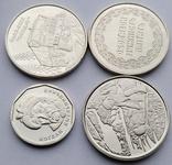 КрАЗ, На варті, УБД, Б. Хмельницький (4 монети з ролів) фото 7